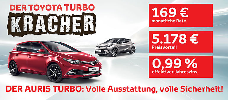 Auris Turbo Kracher